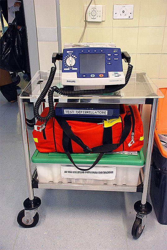 Defibrillatore pediatrico
