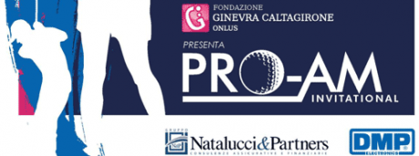 Fondazione Ginevra Caltagirone presenta Pro-Am Golf 2015 a